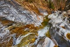 River in Romania Stock Photo
