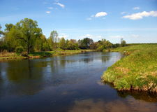 Free River Ruza Royalty Free Stock Image - 5245726