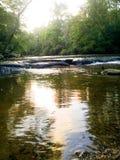 River& x27; s krawędź Zdjęcia Stock
