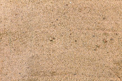 River sand. Background of fine river sand. Sand texture Royalty Free Stock Photo