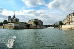 River Seine Stock Photos