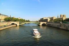 Free River Seine In Paris Royalty Free Stock Photo - 19720895