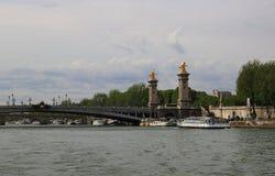 River Seine, Paris Stock Image