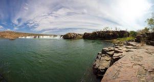 River Senegal near Kayes in Mali Royalty Free Stock Image