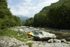 River serio Royalty Free Stock Photo