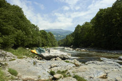 River serio Royalty Free Stock Images