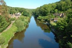 River Severn Ironbridge Stock Images