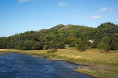 The River Shiel Royalty Free Stock Photos