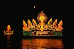 River Show, Cambodia Stock Photography