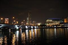 river singapore Στοκ Φωτογραφίες