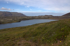 River on Snaefellsnes penisula in Iceland Stock Photo