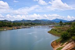 River Songaria. Stock Image