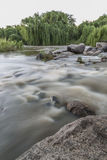 River in South Africa Stock Photo