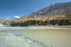 River Spiti Royalty Free Stock Photography
