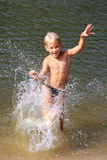 River splash Stock Images