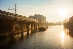 River Spree, Berlin Royalty Free Stock Image