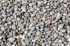 River Stone Background Stock Photo