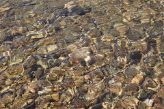 River Stone. Background in China Royalty Free Stock Photo