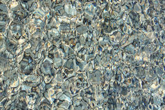 River stone background Royalty Free Stock Photography