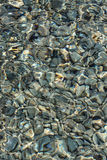 River stone background Royalty Free Stock Images