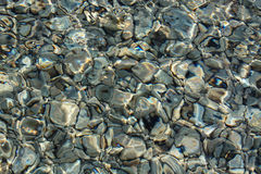 River stone background Royalty Free Stock Image