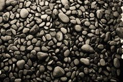 River stones background Royalty Free Stock Photos