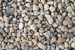 River stones background. Closeup the river stones background Royalty Free Stock Photo