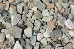 River stones Royalty Free Stock Photos