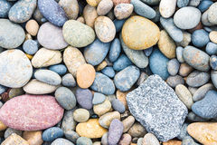 River Stones Royalty Free Stock Photos