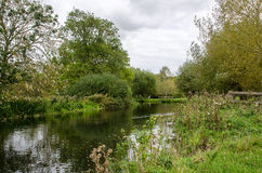 River Stour Royalty Free Stock Photos