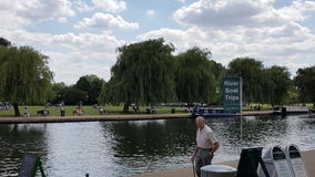 River Stratford upon Avon Shakespeare Stock Photography