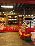 River Street Sweets Candy Store, Savannah, GA. The River Street Sweets Candy Store located on River Street in Savannah, GA royalty free stock photo