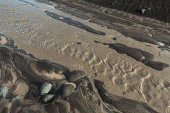 River Studenaya in morning. Kamchatka Peninsula. Stock Photography
