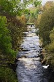 River Swale, North Yorkshire Stock Photos