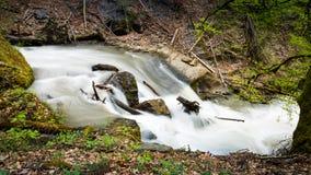 River in Switzerland Stock Image