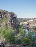 River Tajo Royalty Free Stock Image