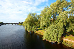 The River Tay, Perth Scotland Stock Photos