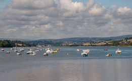 The River Teign Royalty Free Stock Images
