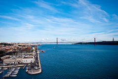 River Tejo Stock Photos