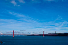 River Tejo Stock Photography