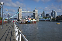 River Thames Royalty Free Stock Image