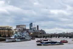 The River Thames Stock Photos