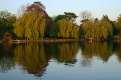 River Thames At Cookham Stock Image