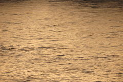 River/Thames/deszczu, sunset/calm/romantic/woda/Niedziela, wieczór/ Fotografia Stock