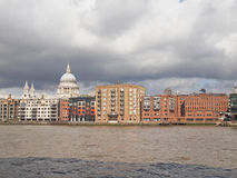 River Thames in London Stock Photography
