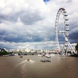 The River Thames Stock Photography