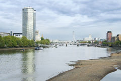 River Thames Stock Image