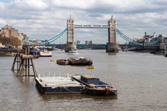 River Thames Stock Photos