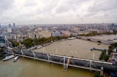 River Thames Royalty Free Stock Photos