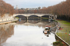 River Tiber Stock Images